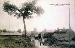 LES REMPARTS DE FONTENAY-LE-MARMION (Calvados)