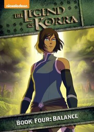 Avatar La Légende de Korra Saison 4