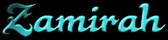 Zamirah - Monaiekje