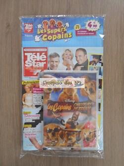 """N° 1 Collection DVD """" Les copains """" Walt Disney - Lancement"""