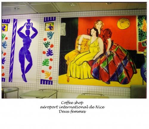 d'après Matisse, Nice