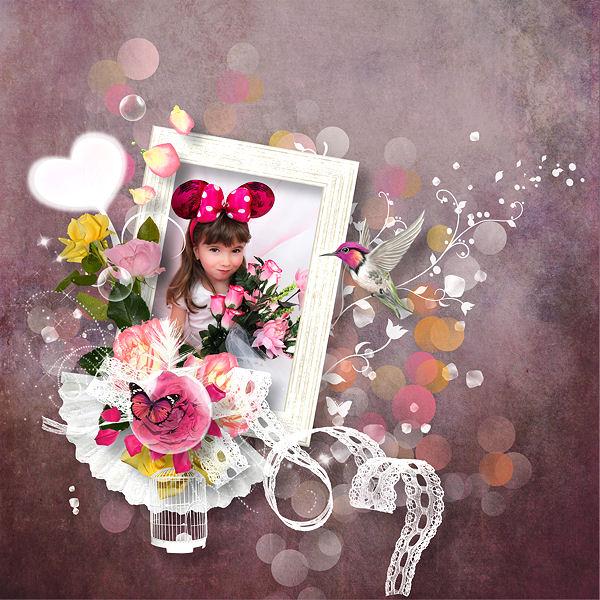 Roseraie by Love Créa Design