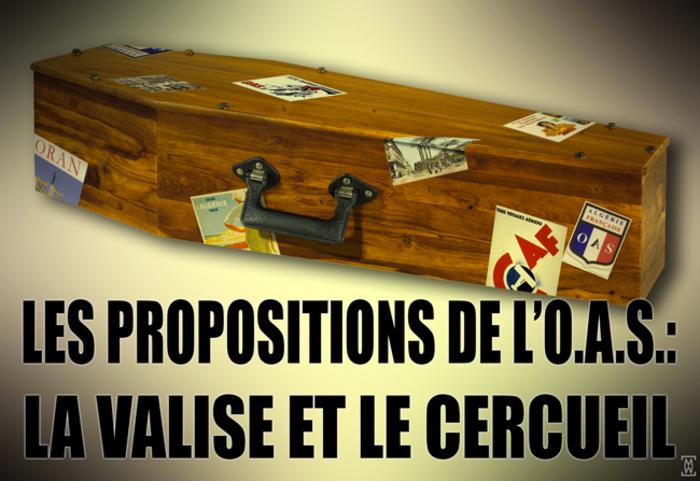 Parce que l'OAS ça a été la valise et le cercueil, pas de résurrection de l'OAS à Béziers !