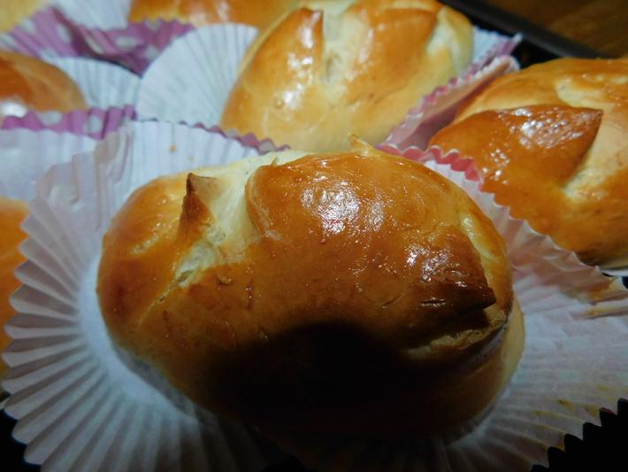 Petits pains au lait maison !