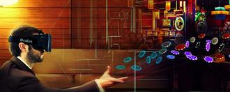La réalité virtuelle... promesse de nouvelles sensations dans tous les domaines