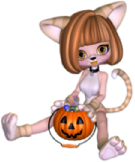 Personnage d'halloween 13