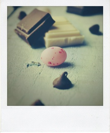 Verrines aux trois chocolats