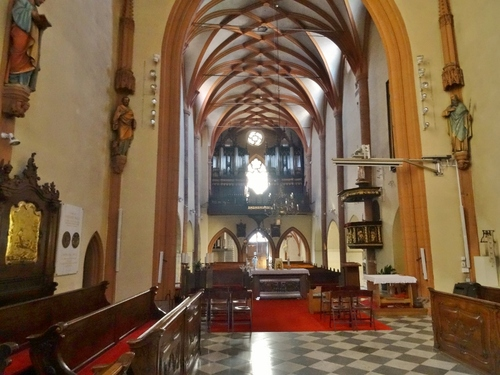 Maeibor: autor de la Cathédrale (photos)
