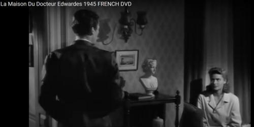 La maison du Docteur Edwardes (1945) d'Alfred Hitchcock
