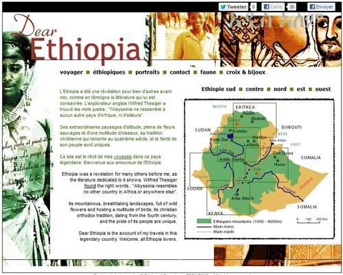 Dear Ethiopia