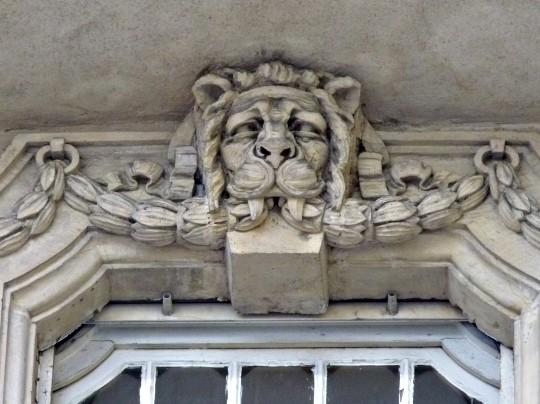 Façades de Metz 28 blanc 26 01 2010