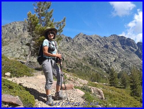 Corse 2015 - GR20 - Le cirque de la Solitude