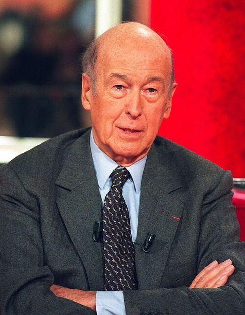 Valéry Giscard d'Estaing  -  Images