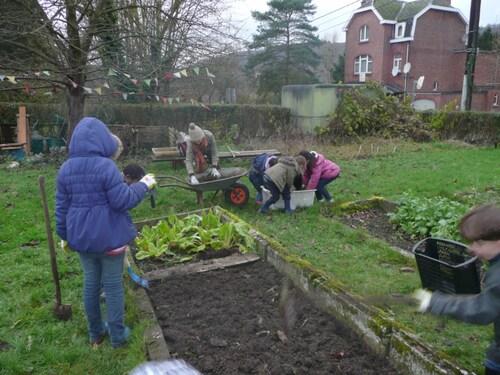 Le jardin éco-citoyen