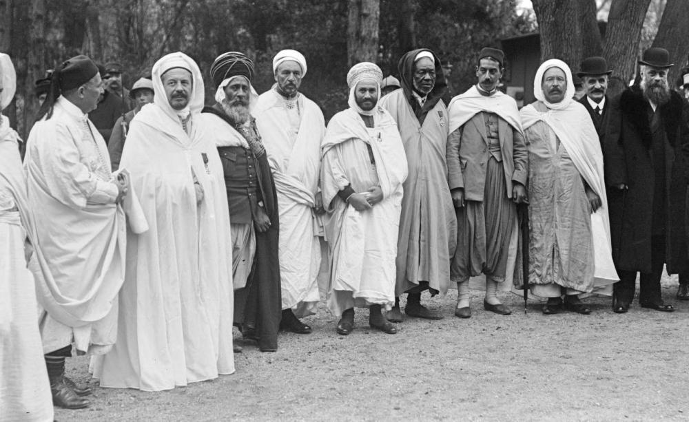LEs zaouïas au côté de la France durant la première guerre mondiale