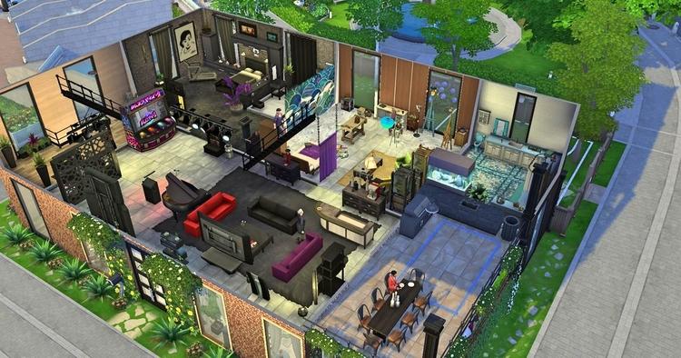 La résidence le multiplex par Mazzellane1505