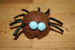 PETITS SPIDERS POPS CAKES