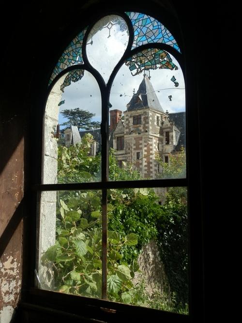 Vernou sur Brenne : Château de Jallanges (37)