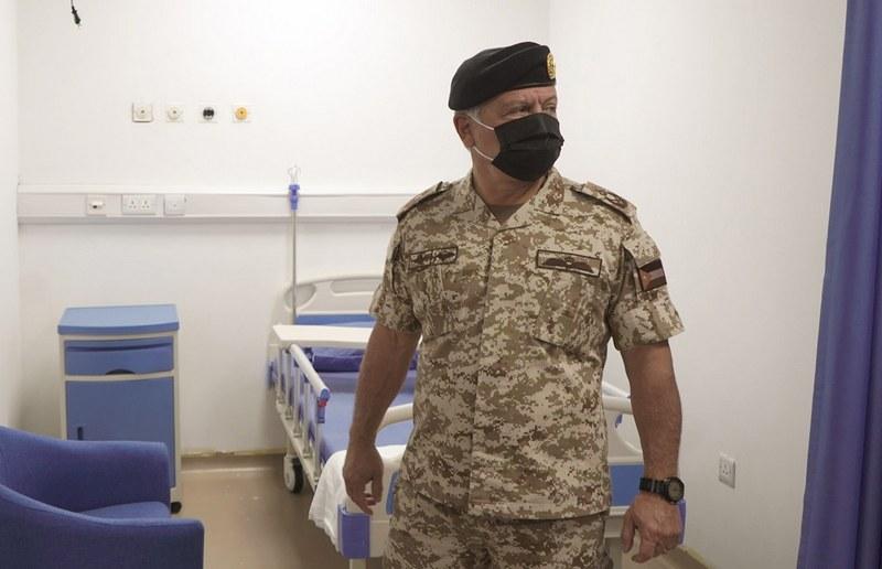 Hôpital de campagne