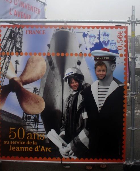 Adieu à la Jeanne d'Arc- 04