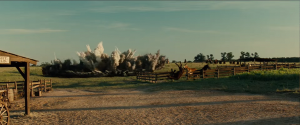 Les sept mercenaires, The magnificent seven, Antoine Fuqua, 2016