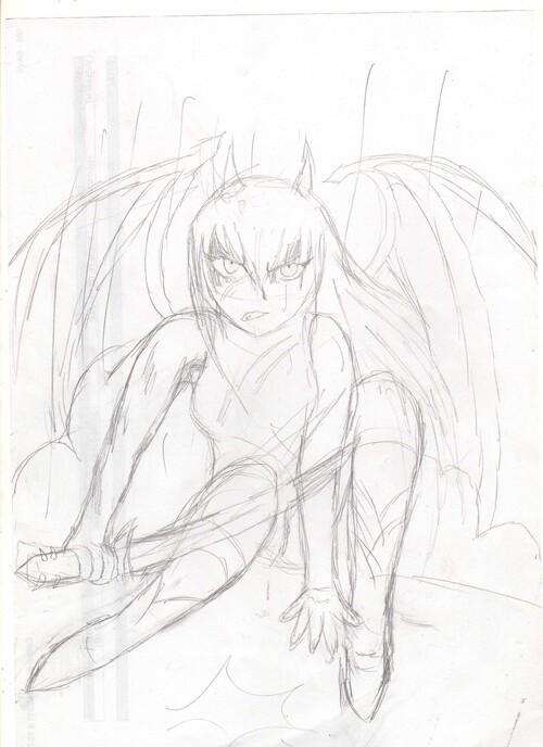 Une démone ou une diablesse ?
