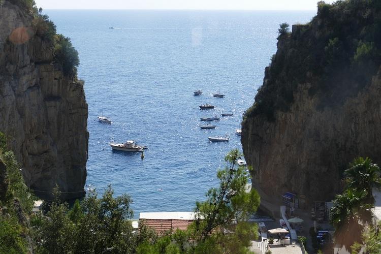 La côte Amalfitaine, suite.(croisière dans la Méditerranée) (8)