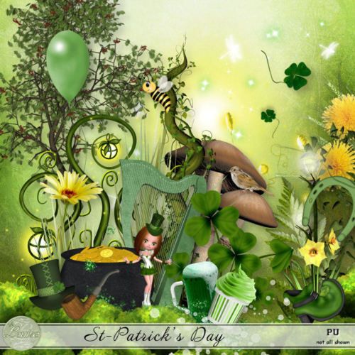 """St-Patrick's Day"" by Louise L"
