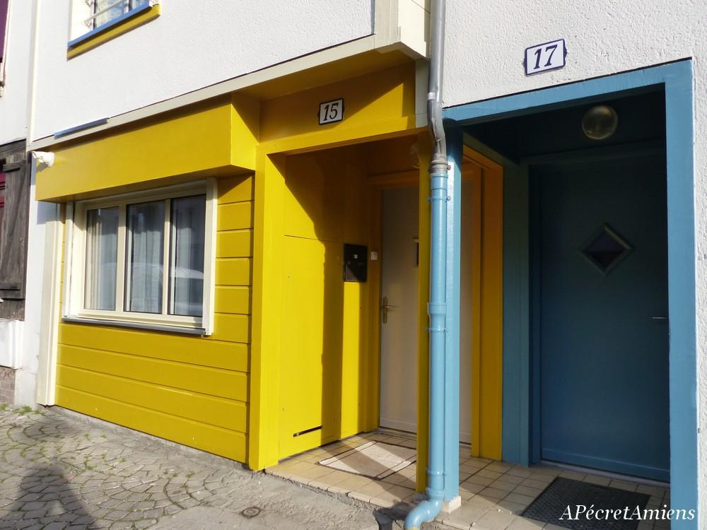 Nouvelles couleurs dans le quartier St-Leu