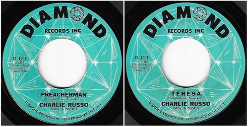 CHARLIE RUSSO & His Orchestra