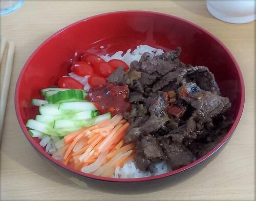 BOEUF BULGOGI pour Bibimbap ! - Boeuf BBQ coréen à la poêle