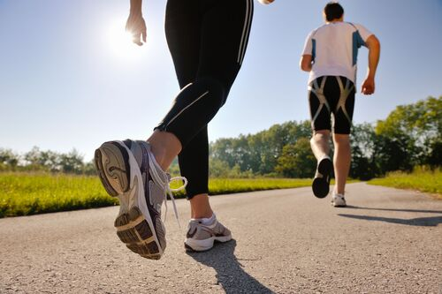 La folie du jogging en France