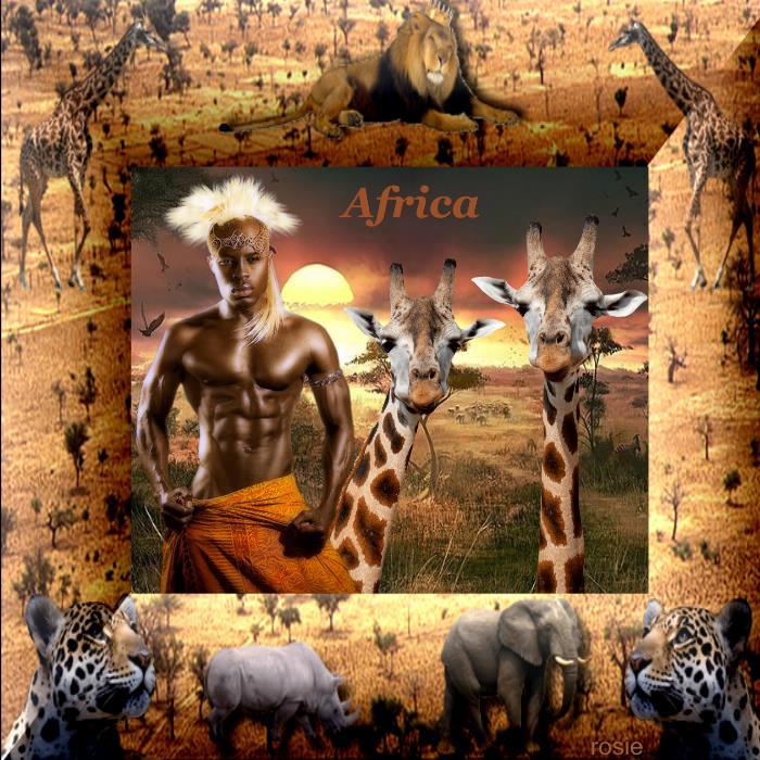 exotic et Africa