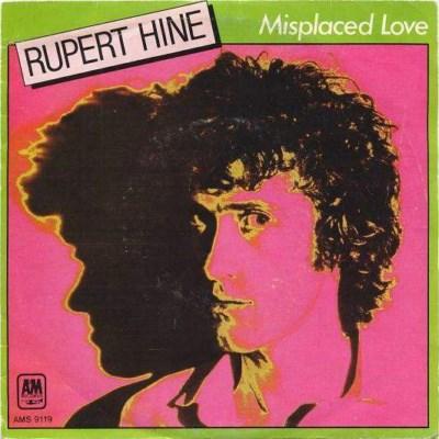 Rupert Hine - Misplaced Love - 1981