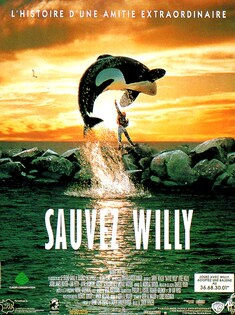 SAUVEZ WILLY BOX OFFICE FRANCE 1994