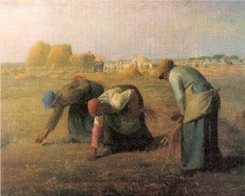 les glaneuses - jf millet