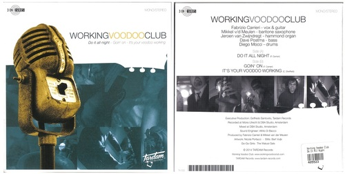 WORKING VOODOO CLUB