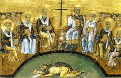Canoanele primului conciliu ecumenic: Niceea I, 325