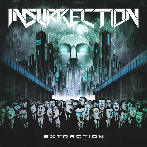 INSURRECTION - Les détails du nouvel album