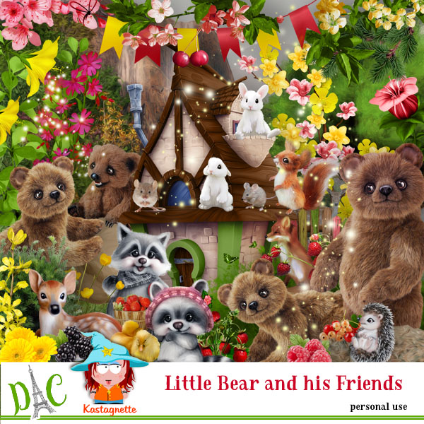 Little bear and his friends - 27 Mai Kasta191
