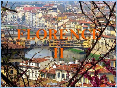FLORENCE -Italie