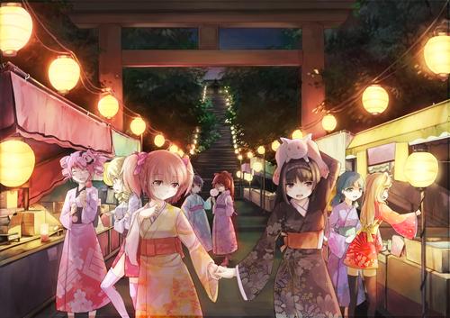 Les Natsu Matsuri : Les fêtes durant l'été au Japon ~