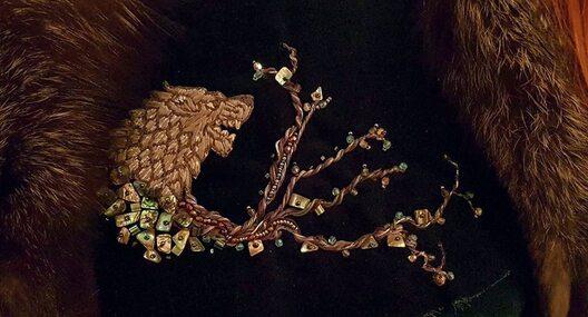 Nouvel emblème du loup-garou HBO