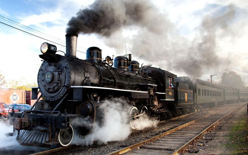 10 images de trains/locomotives
