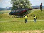 Bell 206B Jet Ranger F-GRCE