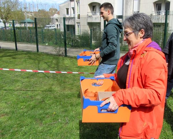 Des ateliers d'initiation à l'archéologie ont eu lieu au Musée du Pays Châtillonnais