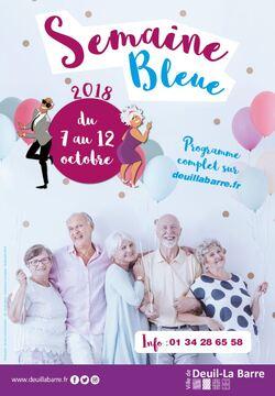 Sortie Semaine Bleue le vendredi 12 octobre 2018