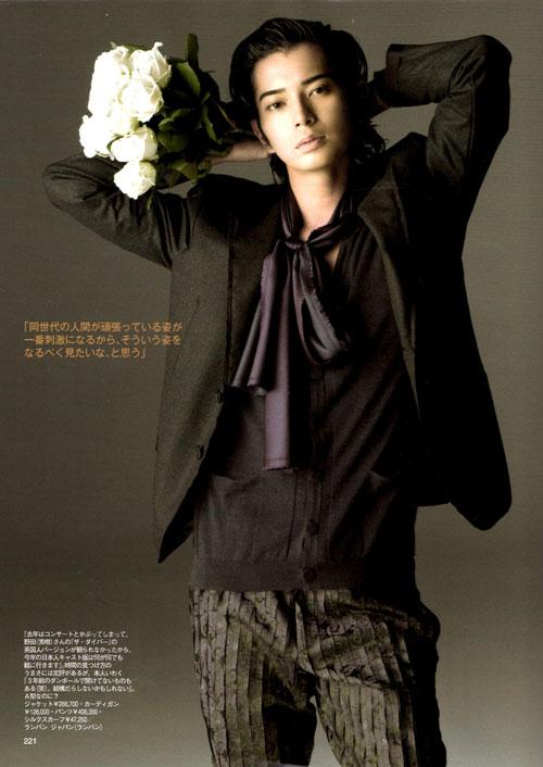 TOP 5 | #17 Vos acteurs japonais préférés