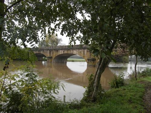 Pont sur le Loir