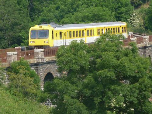 Riom-ès-Montagnes : un atelier sur le patrimoine ferroviaire cantalien